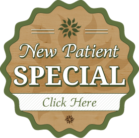 Click for our new patient special!